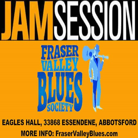 fraser valley blues society